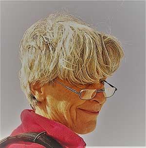 Catherine Claraz, trésorière adjointe de BEC